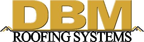 DBM Roofing Logo